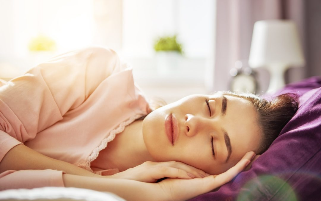 Sleep is a natural process